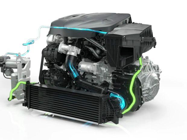 Volvo - systém Power Pulse