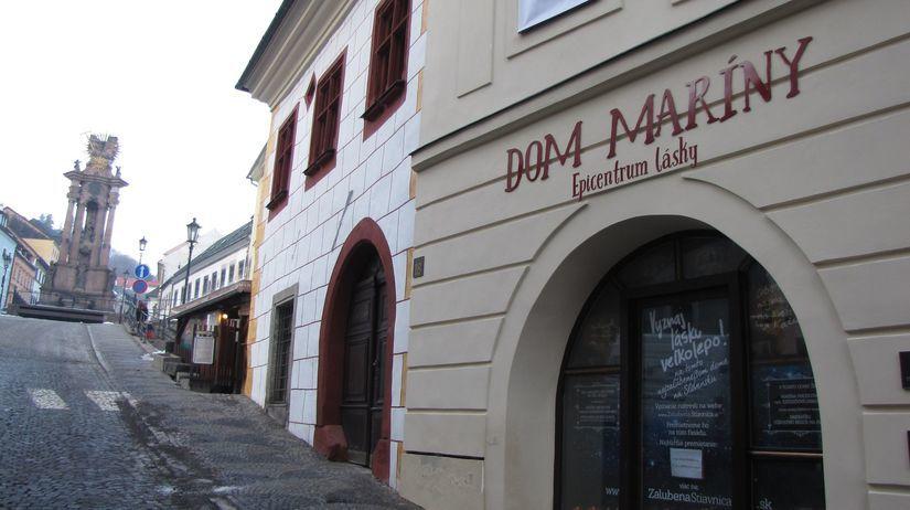 Dom Maríny