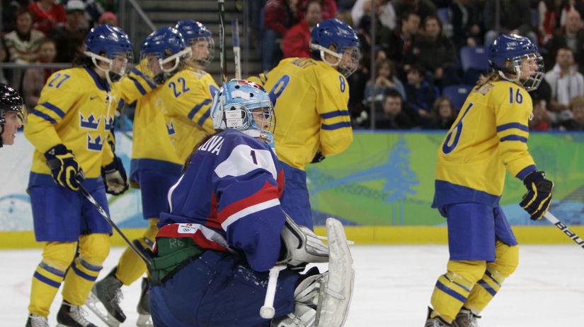 Slovensko, ženský hokej