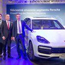 Porsche našlo na Slovensku prechodný domov