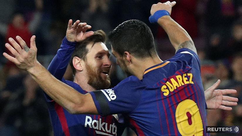 Barcelona Suárez