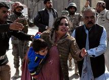 Pakistan, útok