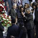 Wright pohreb