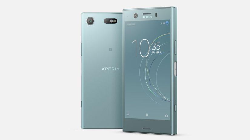 Sony Xperia XZ1 Compact, smartfón