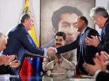 Venezuela, Rusko, Sečin, Maduro