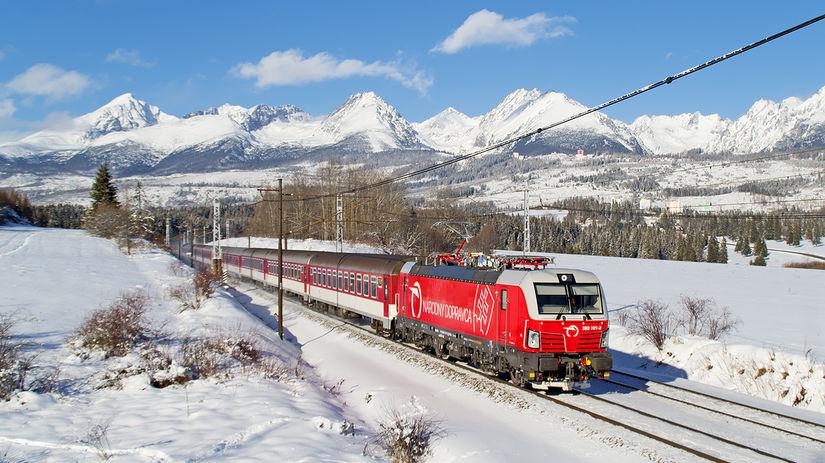 vectron, vlak