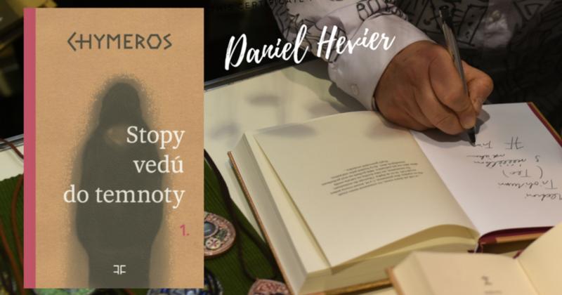 c56374f28 Daniel Hevier: Chymeros - Kniha - Kultúra - Pravda.sk
