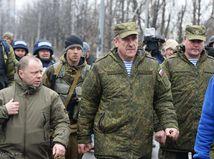 donbas, rusko, vojaci, dostojnici, ukrajina