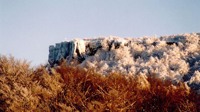 Sninsky kamen v zime  1