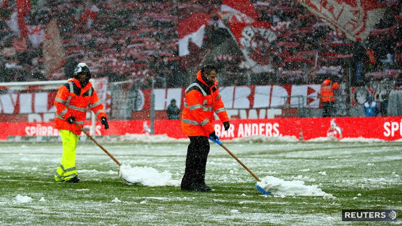 futbal sneh