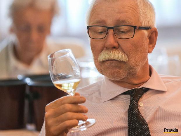 Obrázok Pavol Šajgalík: Veda posúva víno a víno vedu vpred