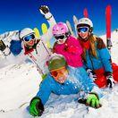 lyžovačka, lyžiarske stredisko, lyže, zima, lyžiar, sneh