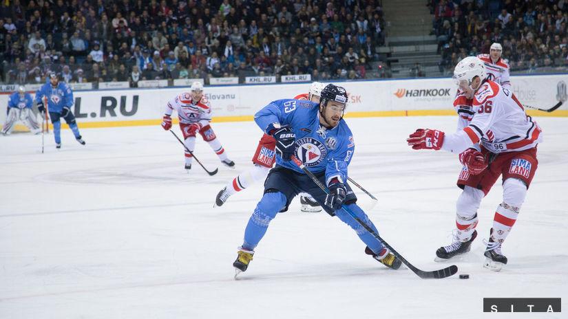 Patrik Lamper, Michal Čajkovský