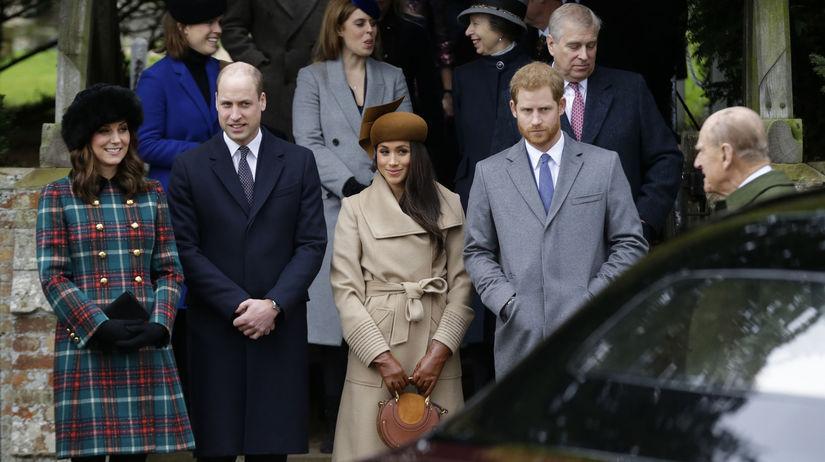 Zľava: Vojvodkyňa Catherine z Cambridge, jej...
