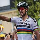 Triumf v pekelnej horúčave. Sagan vyhral 4. etapu a je novým lídrom TDU