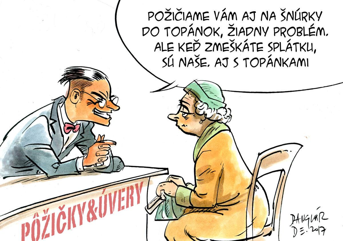 Karikatúra 29.12.2017