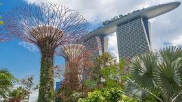 Singapur, Marina Bay Sands