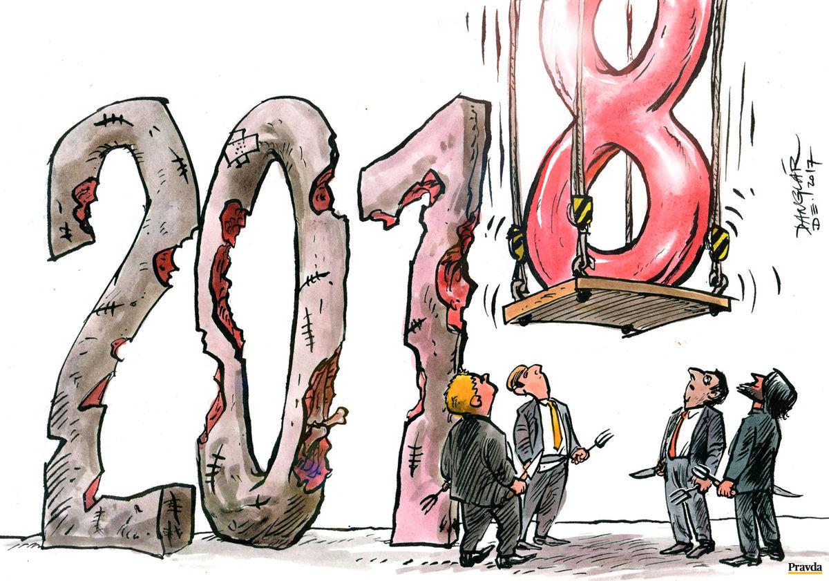 Karikatúra 30.12.2017