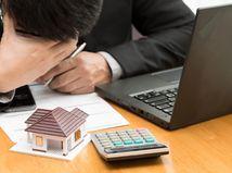 nehnuteľnosť, hypotéka, dlh