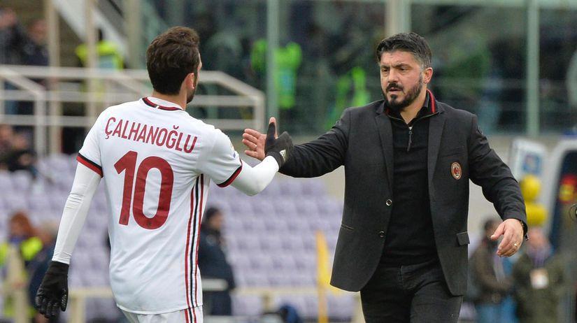 AC Miláno, Hakan Calhanogluo