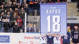 Richard Kapuš, Slovan Bratislava,