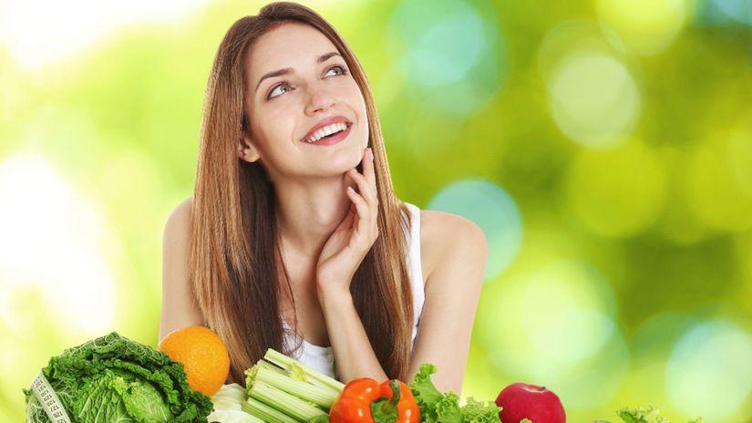 zdravý výživa, chudnutie