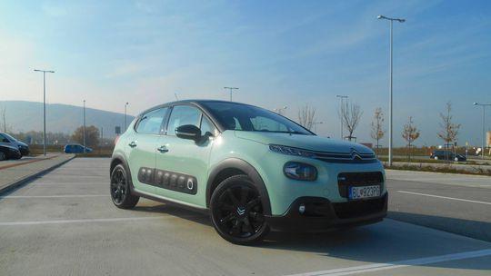 Test: Citroën C3 PureTech 110 EAT6 – automat sa oplatí