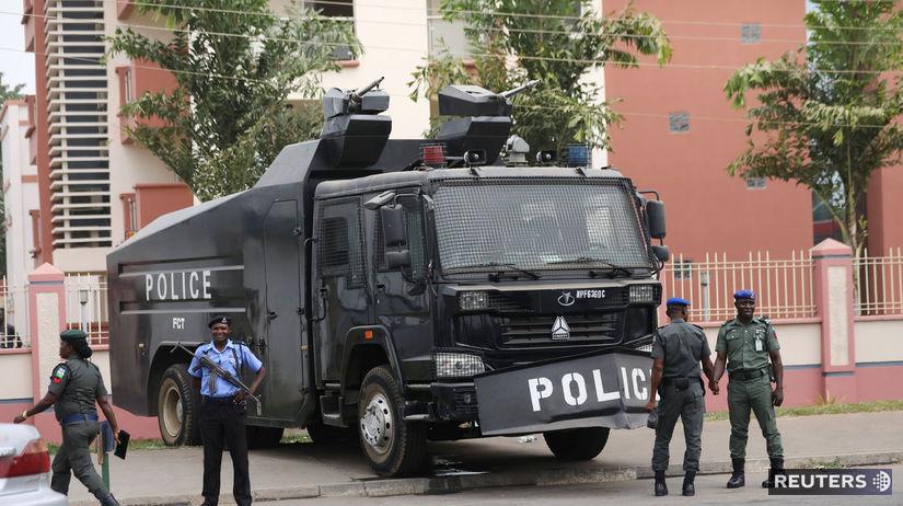NIGERIA-POLICE/SARS