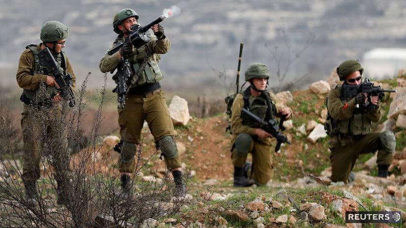 vojaci, usa, izrael