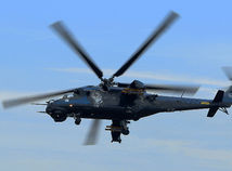 Mi-24, vrtulnik