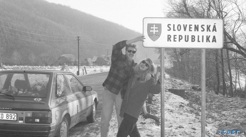 Slovensko, hranice