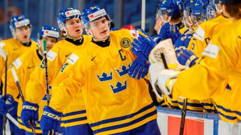 Švédski hokejisti