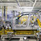 VW, otvorenie segmentu porsche, automobilka, vyroba, linka, zame