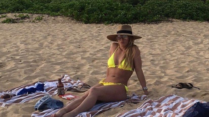 Speváčka Britney Spears si užíva vytúženú...