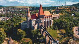 Corvinov hrad, Transylvánia, Rumunsko