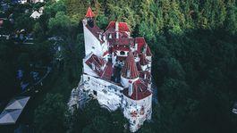 hrad Bran, Transylvánia, Rumunsko