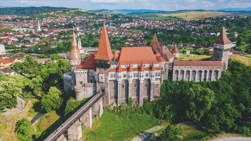 Transylvánia, Rumunsko