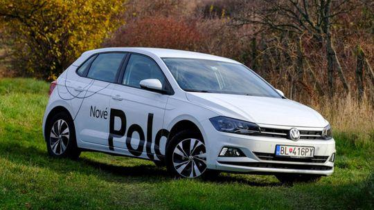 Test: VW Polo 1,0 TSI - Bez chýb, ale  aj bez nápadov