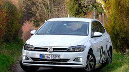 VW Polo 1,0 TSI Highline - test 2017