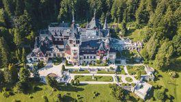 Zámok Peleš, Transylvánia, Rumunsko