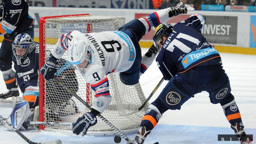HOKEJ-TL: Nitra - Košice