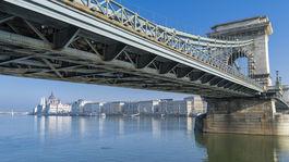 Budapešť, most