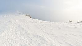 Malá Fatra, zima, sneh, hory