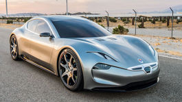 Fisker eMotion - 2018