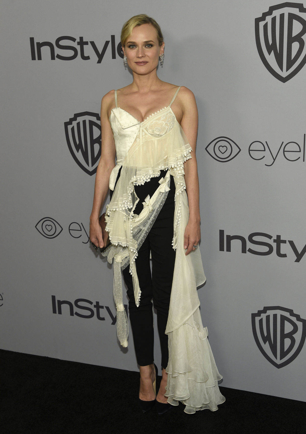 Herečka Diane Kruger prišla v kreácii Alexander...