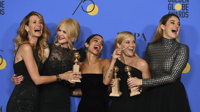 Laura Dern, Nicole Kidman, Zoe Kravitz, Reese...