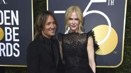 Manželský pár Keith Urban a Nicole Kidman.