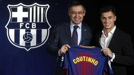 Philippe Coutinho, Josep Bartomeu