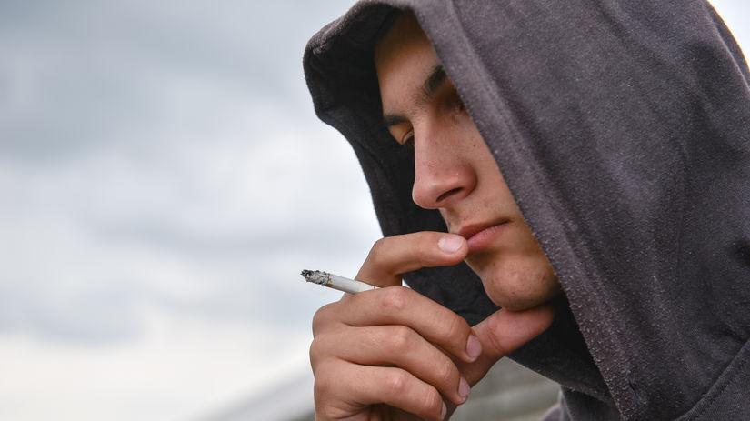 fajčiar, cigareta