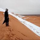 Zimu režíruje otvorená chladnička na póle